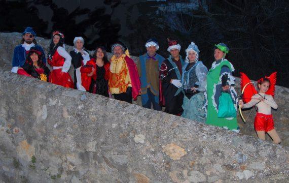 Οι «Θεατροδότες» παρουσιάζουν… «Ρωμαίος και Ιουλιέτα σε κρίση» στην Ελασσόνα