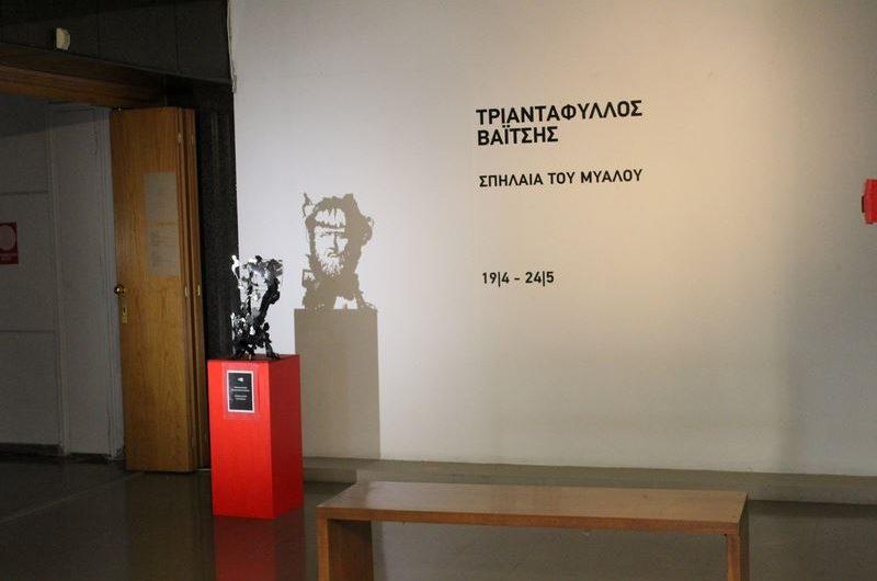 Εκθέτει στη Θεσσαλονίκη ο Ελασσονίτης καλλιτέχνης Τριαντάφυλλος Βαΐτσης