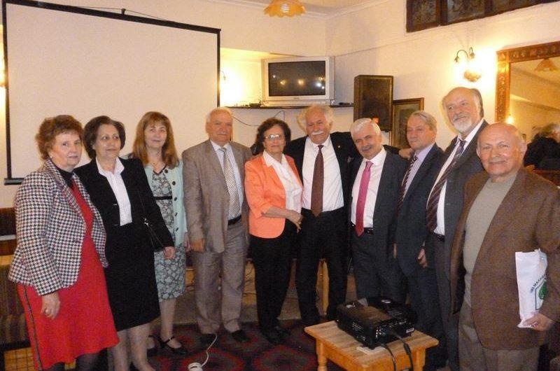 Εκδήλωση στην Κατερίνη για τα 100 χρόνια του Συλλόγου Λιβαδιωτών – Τιμήθηκε το Δίκτυο Περραιβία
