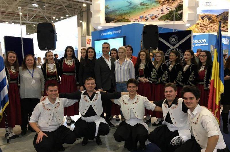 Στη διεθνή Τουριστική Έκθεση Ttr Romexpo 2018 στο Βουκουρέστι η Περιφέρεια Θεσσαλίας
