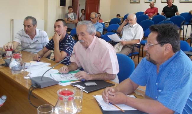 Πρόεδρος Τοπικής Κοινότητας: Γιατί δε λειτουργείτε τη δεξαμενή στη Γιαννωτά;