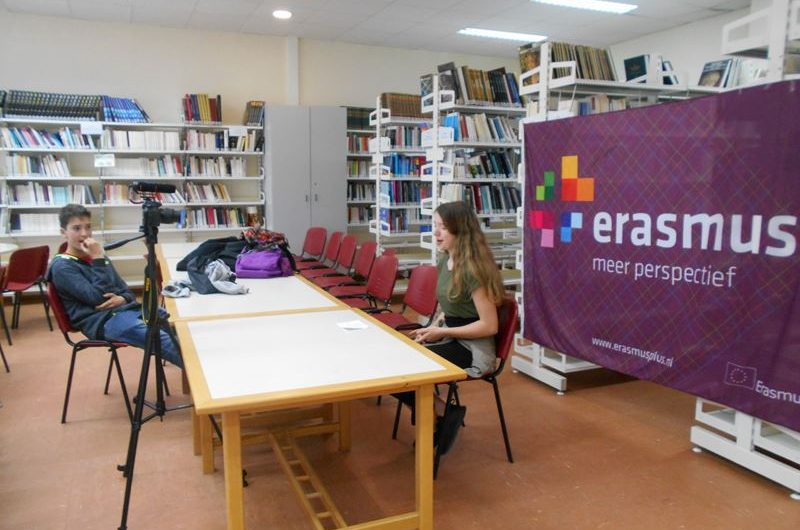 Ολλανδοί μαθητές φιλοξενήθηκαν για μία βδομάδα στην Ελασσόνα