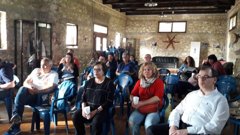Στην Καλλιθέα συναντήθηκαν οι σύλλογοι-μέλη του Δικτύου Περραιβία της παρολύμπιας περιοχής