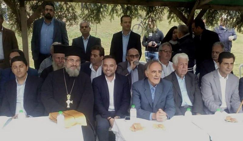 Γ. Κατσιαντώνης: «Γνήσιοι και ακέραιοι Έλληνες οι Σαρακατσαναίοι στους Αγώνες του Έθνους»