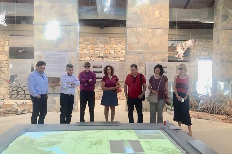 Εκπρόσωποι της Ευρωπαϊκής Επιτροπής στη Λάρισα για την πορεία των έργων ΕΣΠΑ