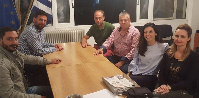Εκλέχτηκαν οι συντονιστικές γραμματείες στο Κίνημα Αλλαγής Νομού Λάρισας