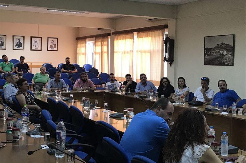 Ενημερωτική συνάντηση Ευαγγέλου – παραγωγών για το ΙΕΚ Γαλακτοκομίας στην Ελασσόνα