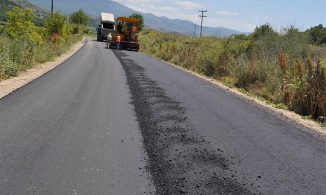 Συντήρηση εθνικών οδών περιοχής Γεράνειας – Κοκκινόγης από την Περιφέρεια Θεσσαλίας