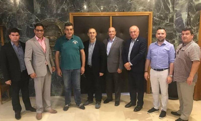 Επενδύει στην ανάπτυξη ο Κατσιαντώνης, φέρνοντας Έλληνες Ομογενείς στη Λάρισα