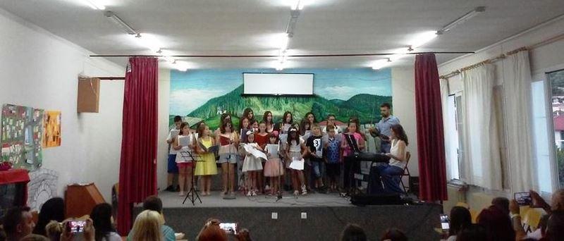 Με επιτυχία η καλοκαιρινή μουσική γιορτή τμήματος του Μορφωτικού Συλλόγου Τσαριτσάνης