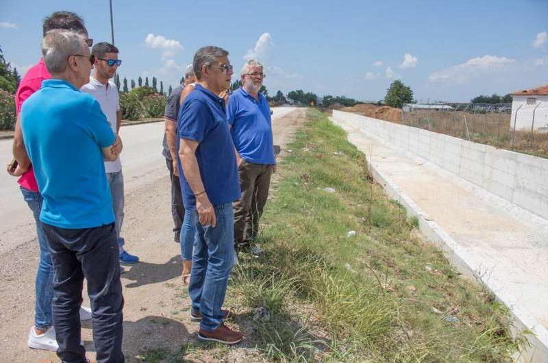 Έργα 31,2 εκ. ευρώ χρηματοδοτεί η Περιφέρεια Θεσσαλίας στα Φάρσαλα