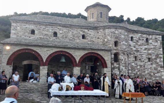 """Χαρακόπουλος από Κρανιά Ελασσόνας: «Η αναβίωση Μονών συμβάλλει στην τουριστική ανάπτυξη!"""""""