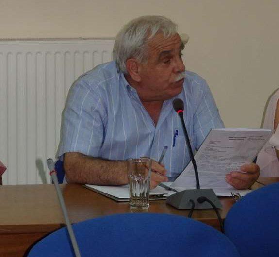 Ανεξάρτητος και… «με τη βούλα» ο νέος δημοτικός σύμβουλος Γιώργος Καστανάρας