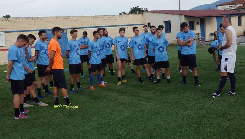 Ελπιδοφόρο ξεκίνημα για τον νέο Π.Ο.Ε. – Συνάντηση διοίκησης – παικτών – προπονητή