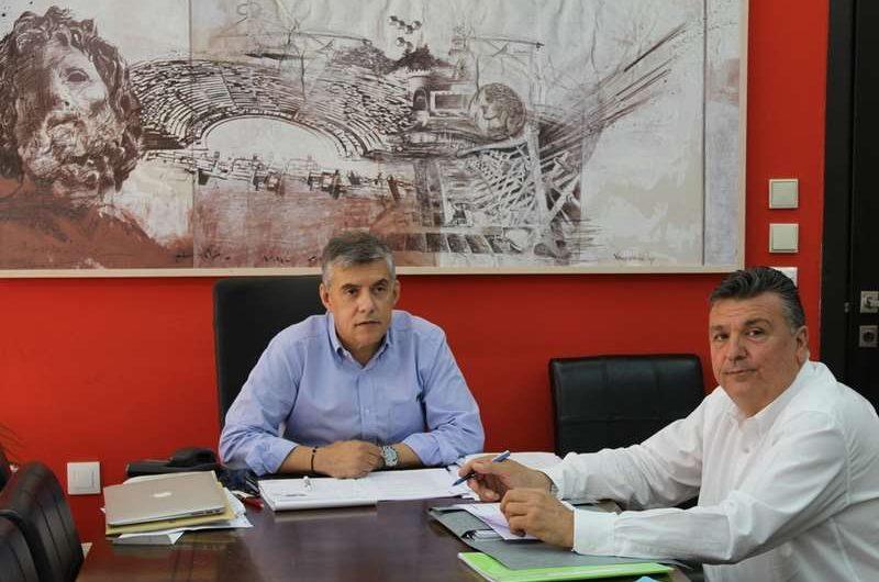 Βελτιώνονται αθλητικές εγκαταστάσεις στην Ελασσόνα από την Περιφέρεια Θεσσαλίας