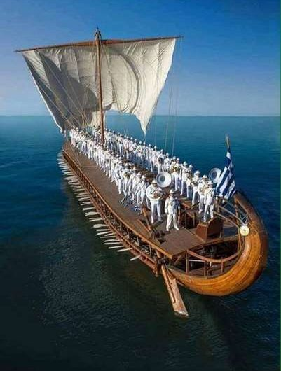 Η Μπάντα του Πολεμικού Ναυτικού στις Εκδηλώσεις της Απελευθέρωσης της Ελασσόνας