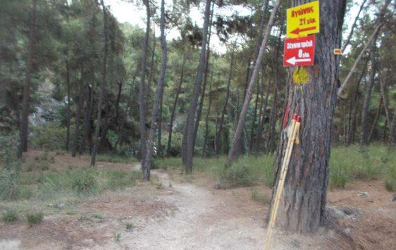 Ενημέρωση εθελοντών για τον 3ο Ορειβατικό αγώνα Τσαριτσάνης
