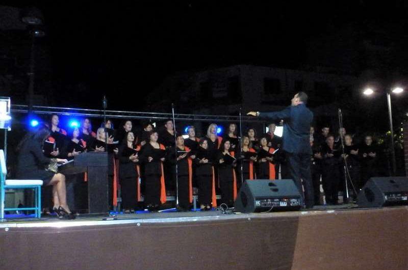 Η χορωδία musicArte Ελασσόνας στο 17ο Χορωδιακό Φεστιβάλ Φαρσάλων