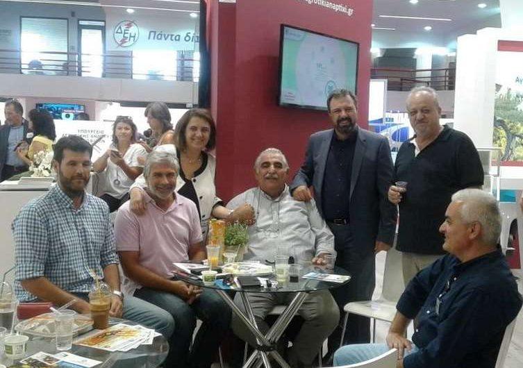 Νίκος Παπαδόπουλος από τη ΔΕΘ: «Ούτε παροχές έχουμε, ούτε τέταρτο μνημόνιο»
