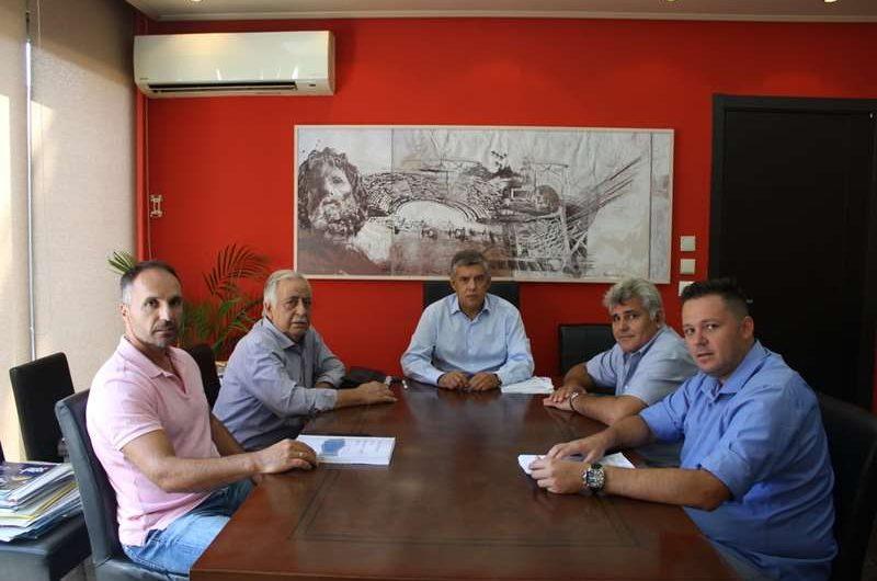 Στην ασφαλτόστρωση και συντήρηση της Επαρχιακής Οδού Αγιονέρι – Ευαγγελισμός προχωρά η Περιφέρεια Θεσσαλίας