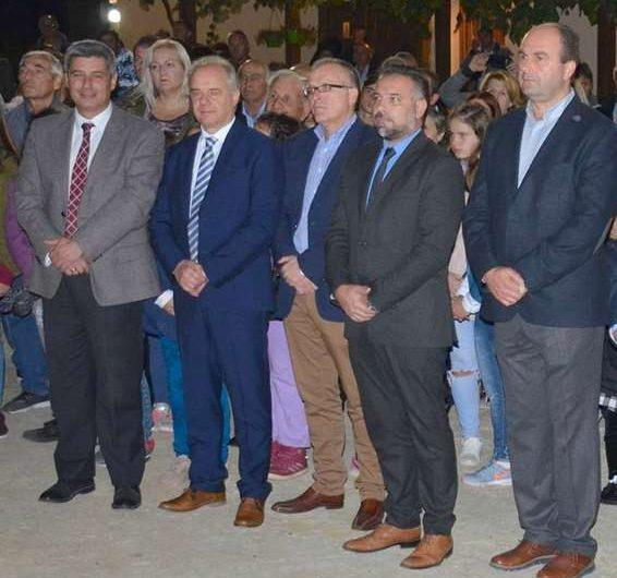 Σε Κρανιά Ελασσόνας και Βαλέτσικο Τσαριτσάνης ο βουλευτής Γ. Κατσιαντώνης