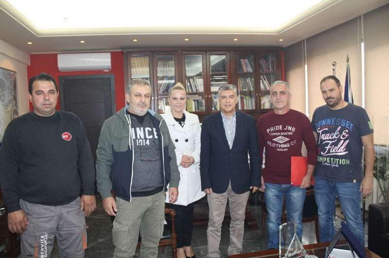 Συνάντηση Περιφερειάρχη Θεσσαλίας με ΛΑΜΚΕ για την «3η Ανάβαση Ελασσόνας»