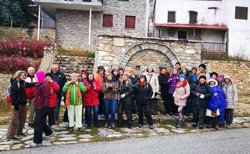 Στην Ελασσόνα 40 εκπαιδευτικοί από την Αθήνα σε 3ημερο σεμινάριο για τον Όλυμπο