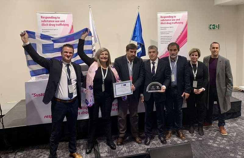 Ευρωπαϊκό βραβείο για το «Εργαστήρι Ζωής» του Κέντρου Πρόληψης Λάρισας