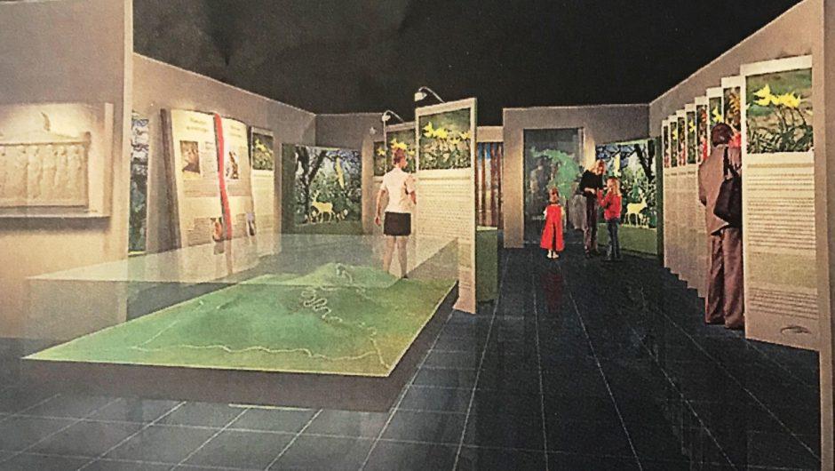 Παρουσίαση της μελέτης «Μουσείο του Ολύμπου» στο Πύθιο