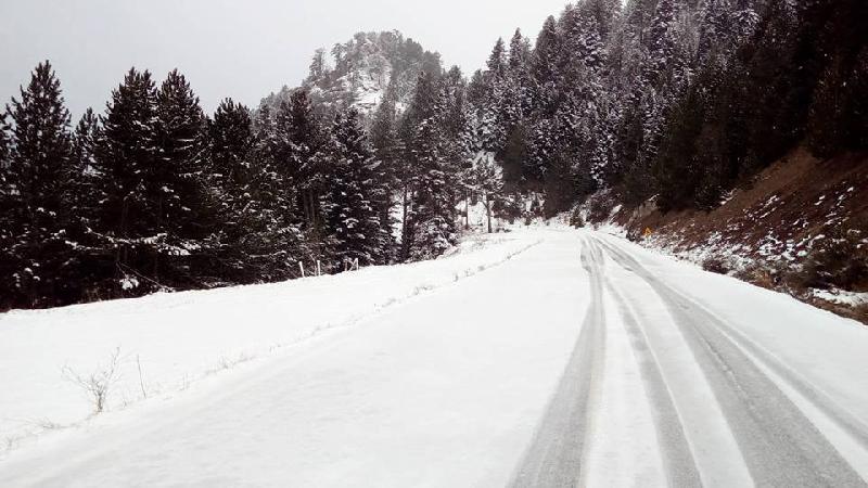 Αποκλεισμένη η Καρυά από τα χιόνια, καταγγέλλει ο πρόεδρος της κοινότητας