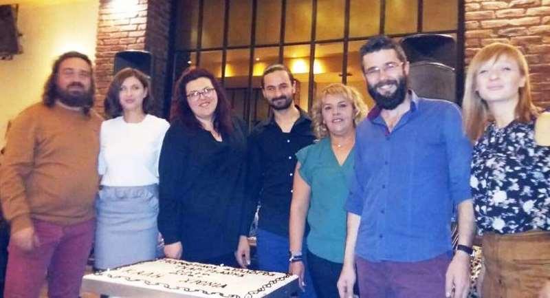 Πραγματοποιήθηκε η κοπή της πίτας του Μορφωτικού Συλλόγου Τσαριτσάνης