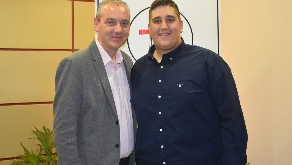 Στο συνδυασμό του Ν. Γάτσα ο νεαρός επιχειρηματίας Κωνσταντίνος Έξαρχος