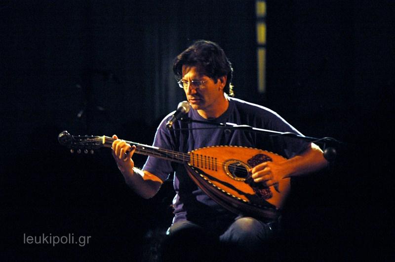 Στην Καρίτσα η πρώτη συναυλία του Θανάση Παπακωνσταντίνου