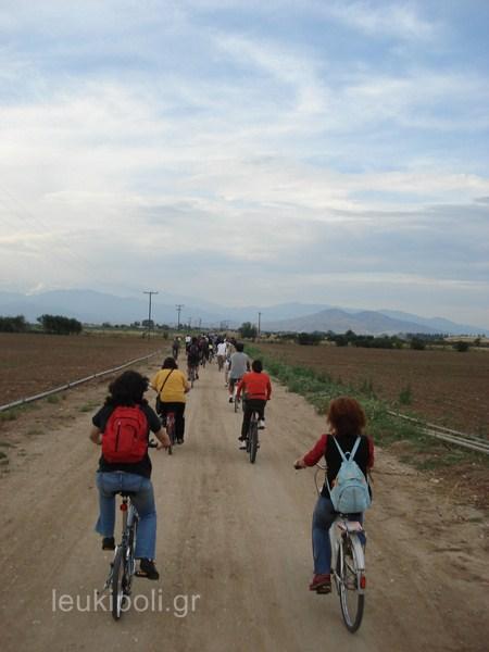 Και οι Ποδηλάτες Λάρισας την Κυριακή στην Ελασσόνα