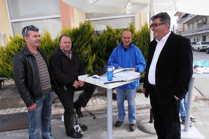 Αναμένεται μεγαλύτερη προσέλευση στην Ελασσόνα
