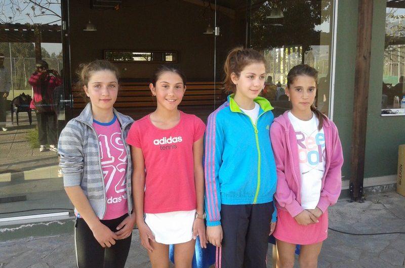 Επιτυχίες στο Σύλλογο Τέννις Ελασσόνας