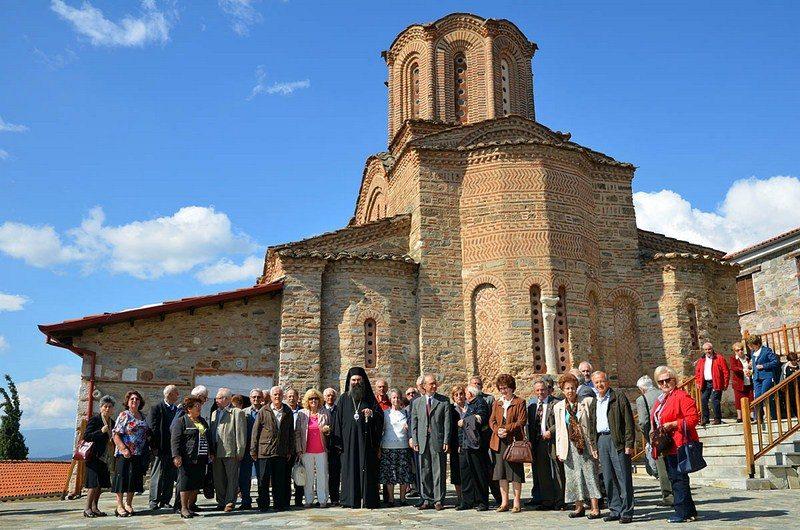 Συνάντηση συνταξιούχων δασκάλων στην Ελασσόνα