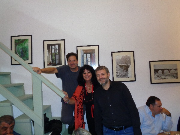 Στα εγκαίνια πολιτιστικού καφενείου η βουλευτής Άννα Βαγενά