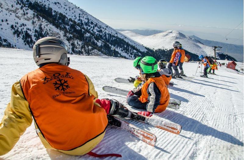 Ξεκίνησαν οι εγγραφές στο φυτώριο χιονοδρομίας του Χ.Ο.Σ. Ελασσόνας