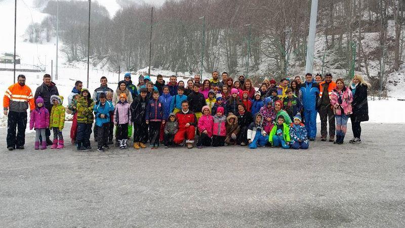 Στα 3-5 Πηγάδια το Φυτώριο Χιονοδρομίας του Χ.Ο.Σ. Ελασσόνας