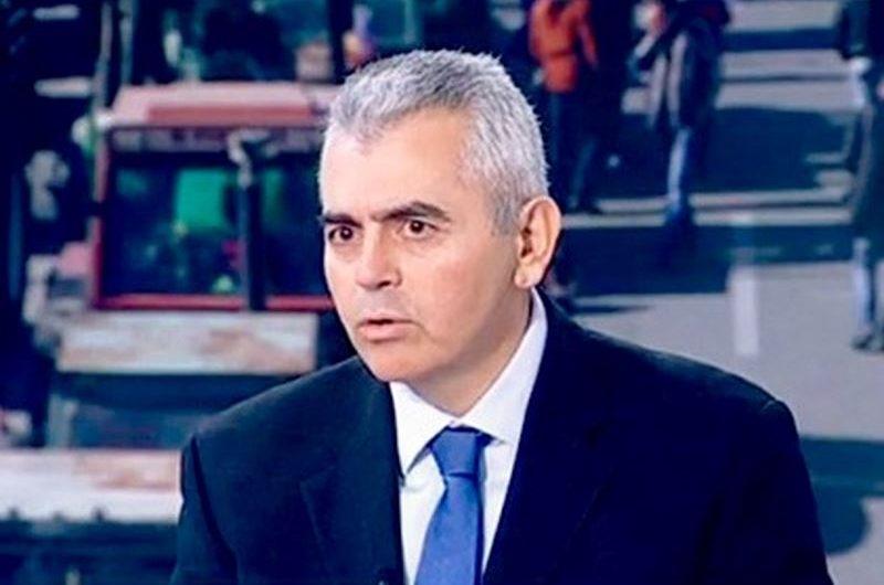 """Παρέμβαση Χαρακόπουλου: """"Το πάθημα στον Τιταρήσιο να γίνει μάθημα!"""""""