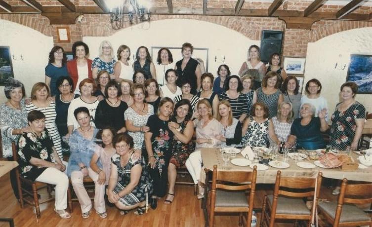 Συνάντηση συμμαθητριών που αποφοίτησαν το 1977 από το Λύκειο Θηλέων Ελασσόνας