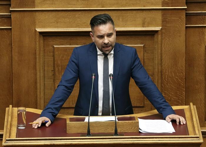 Αποχώρησε από την Ένωση Κεντρώων ο Ελασσονίτης βουλευτής Γ. Κατσιαντώνης