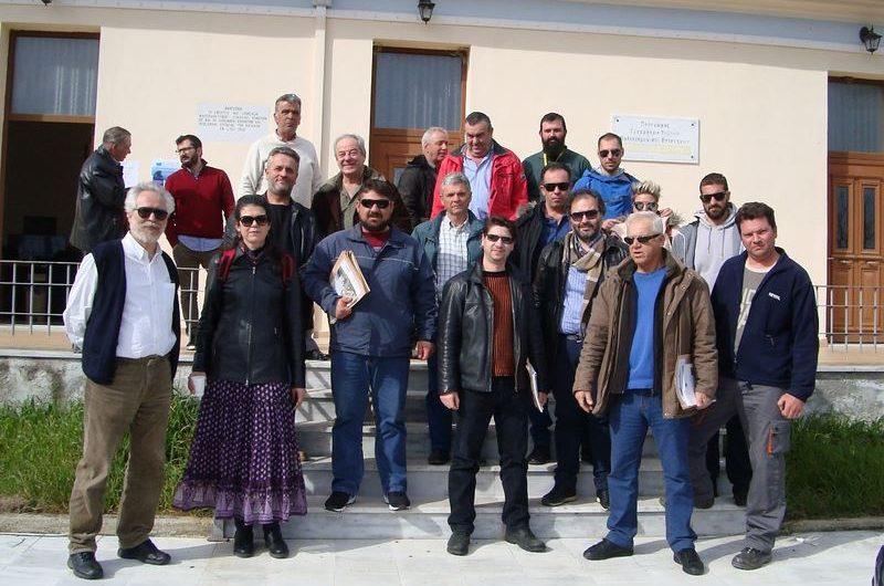 Δίκτυο Περραιβία: Ολοκληρώθηκε με επιτυχία η θεωρητική και πρακτική εκπαίδευση 50 αγροτών της παρακάρλιας περιοχής