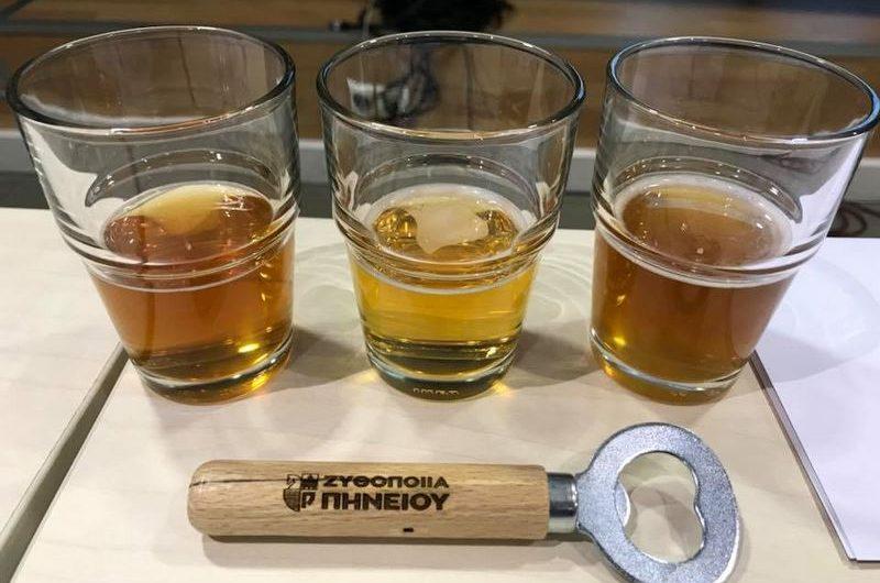 Και εγένετο…. η πρώτη μπύρα της Λάρισας, από τη Ζυθοποιία Πηνειού