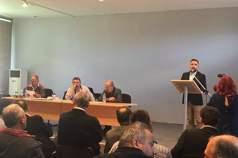 Συστράτευση των 8 βουλευτών της Λάρισας ζητά ο Γ. Κατσιαντώνης για τα θέματα του κτηνοτροφικού κόσμου