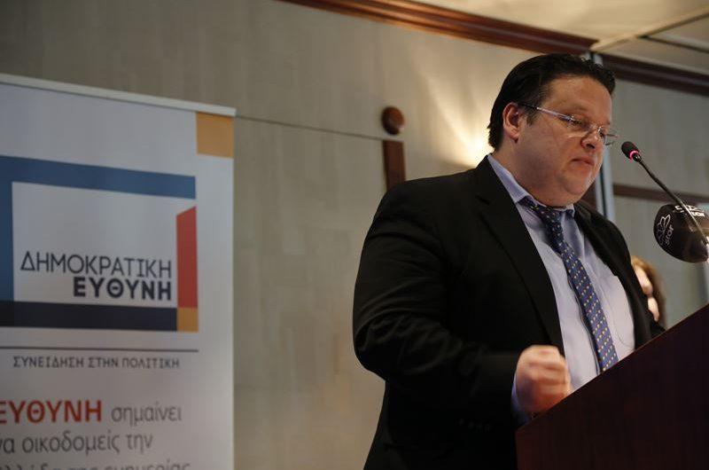 Σχόλιο Παπαλιάγκα για δημοψήφισμα ΠΓΔΜ – Δημοκρατική Ευθύνη για δίωξη Λαφαζάνη, κονδύλια Μεταναστευτικού, παράταση Ελ.Βενιζέλος