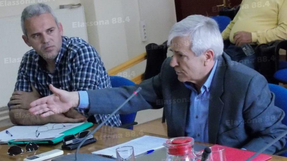 Γ. Πασχόπουλος: Δώστε λύση για το νερό του Δρυμού και του Μικρού Ελευθεροχωρίου