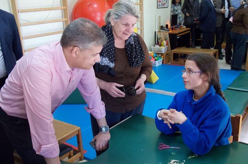Περιφέρεια Θεσσαλίας: 630.000 ευρώ για τη στήριξη των ΑμεΑ στα σχολεία