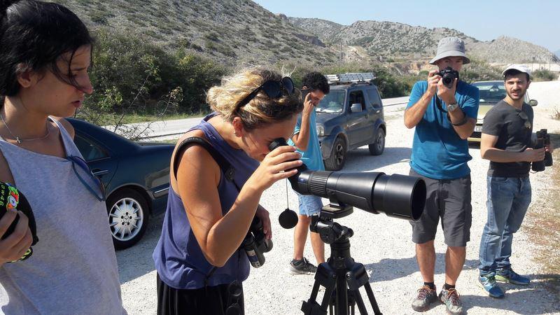 Ολοκληρώθηκε με επιτυχία το Θερινό Σχολείο για 25 νέους επιστήμονες στη Λίμνη Κάρλα